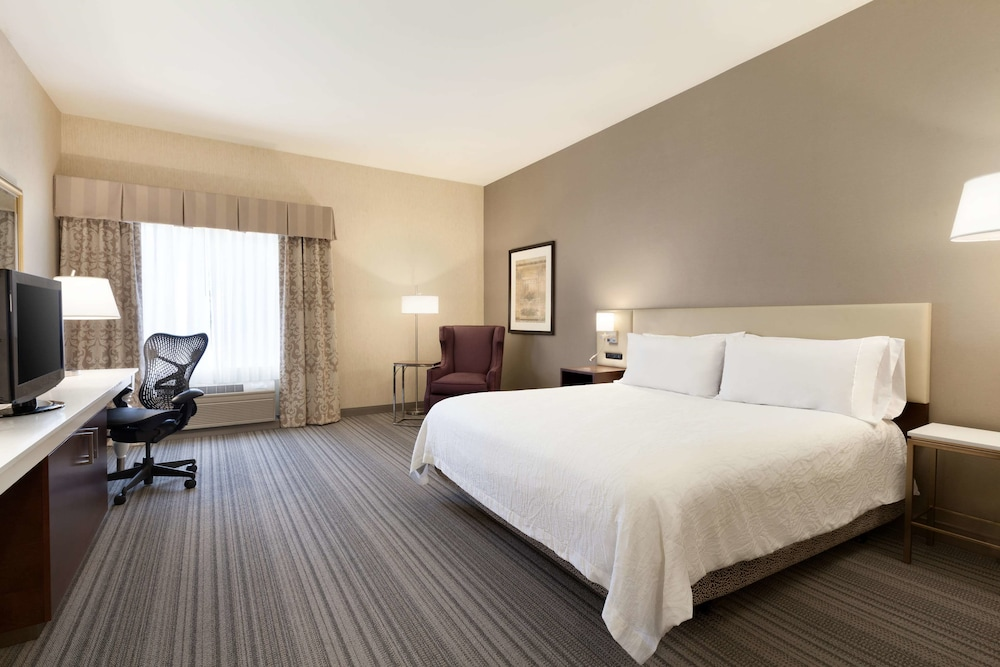 In-Room Business Center, Hilton Garden Inn Gilroy