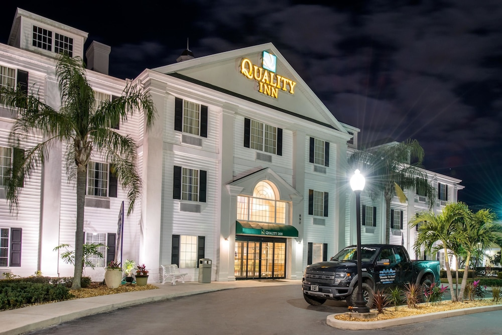 Exterior, Quality Inn Palm Bay - Melbourne I-95