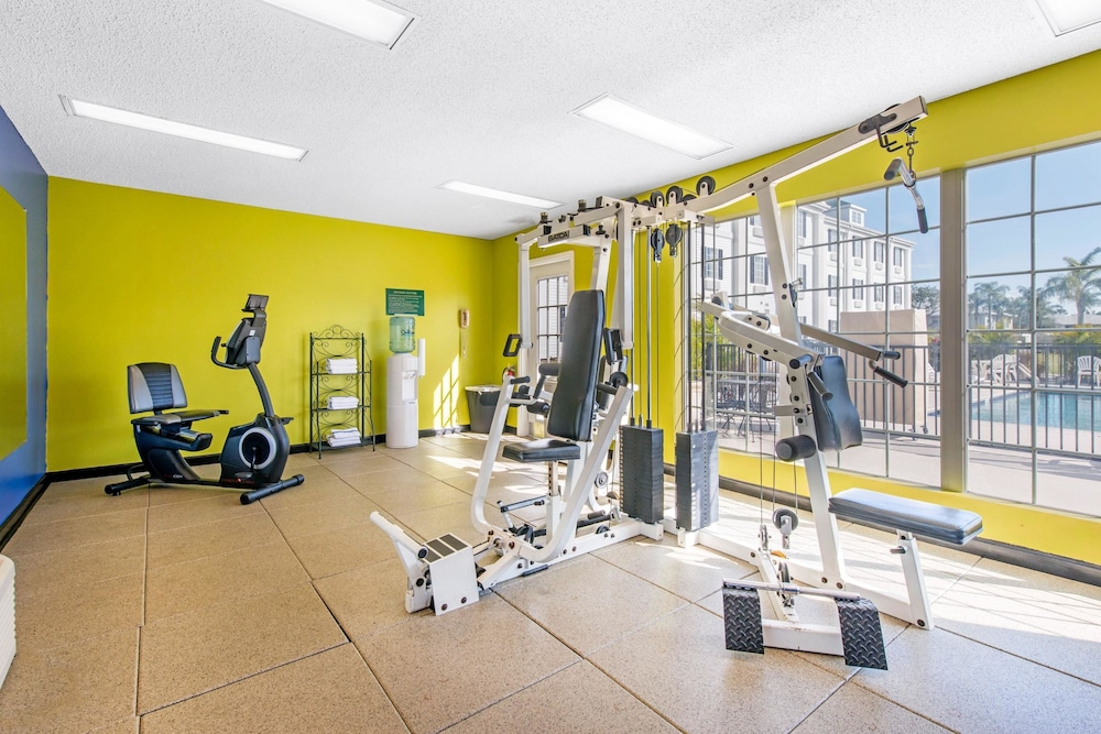 Fitness Facility, Quality Inn Palm Bay - Melbourne I-95