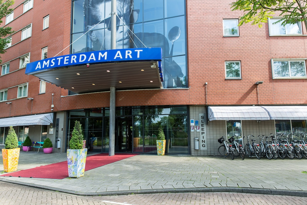 Featured Image, WestCord Art Hotel Amsterdam 3