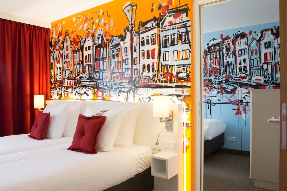 Room, WestCord Art Hotel Amsterdam 3