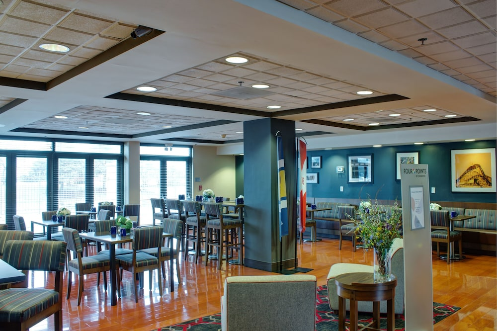 Restaurant, Four Points by Sheraton Columbus-Polaris