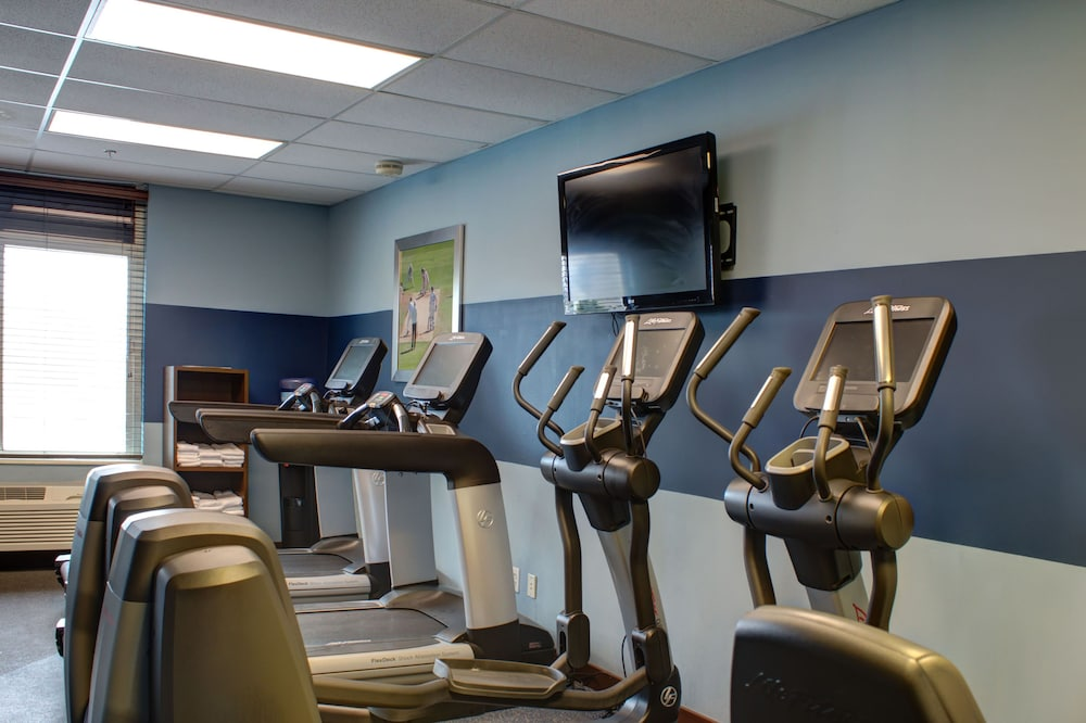 Fitness Facility, Four Points by Sheraton Columbus-Polaris