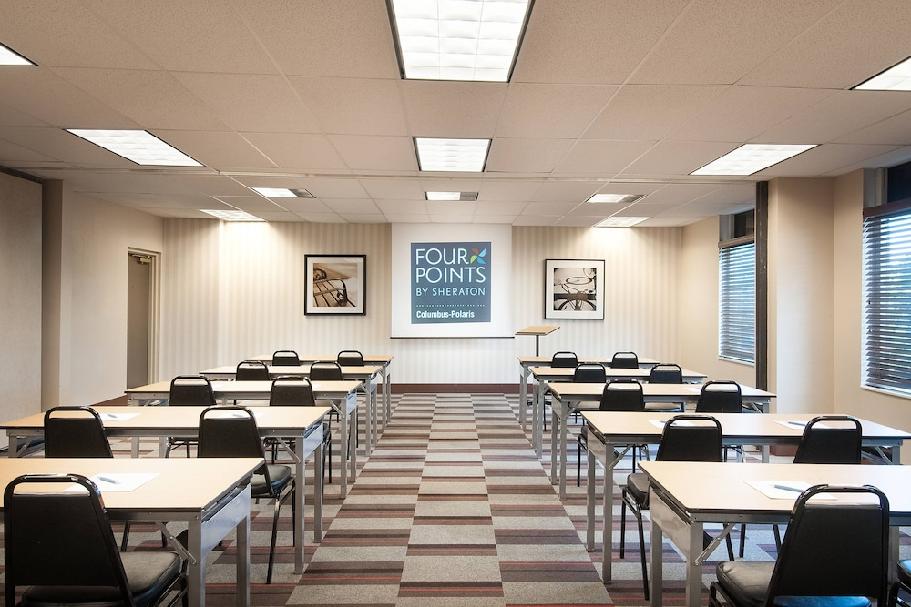Meeting Facility, Four Points by Sheraton Columbus-Polaris