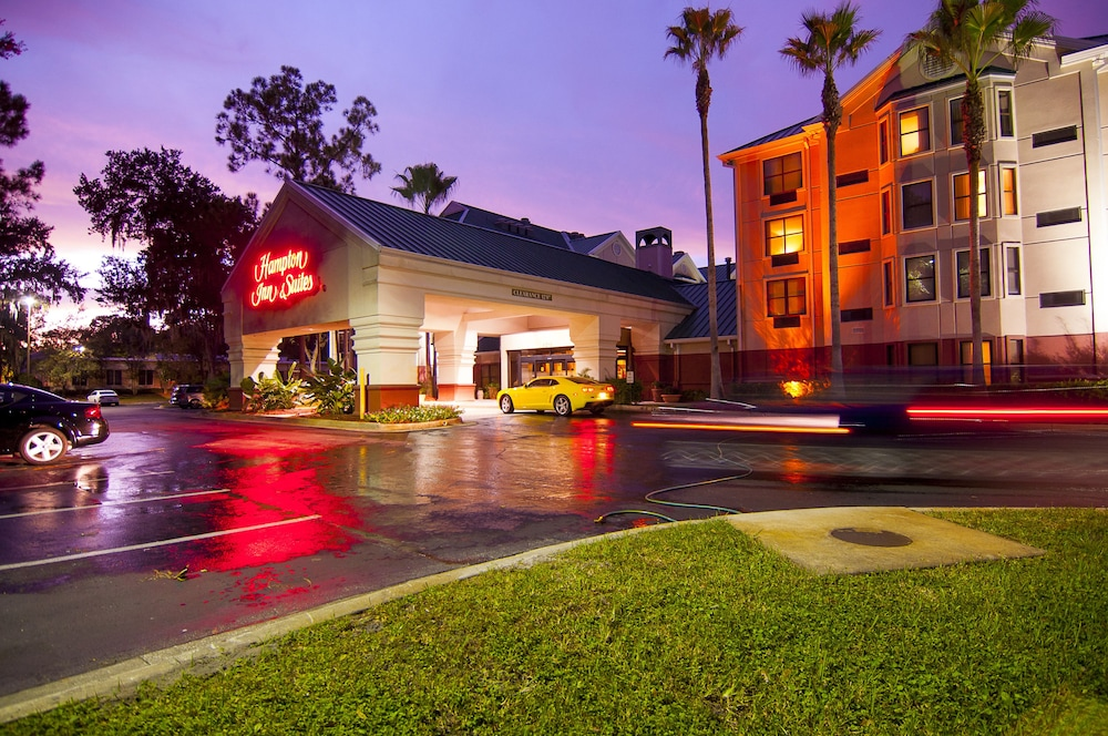Front of Property, Hampton Inn & Suites Tampa North