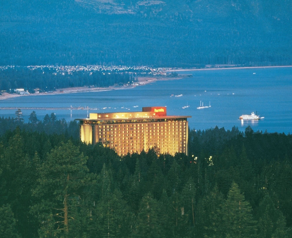 Harrahs Tahoe Spa