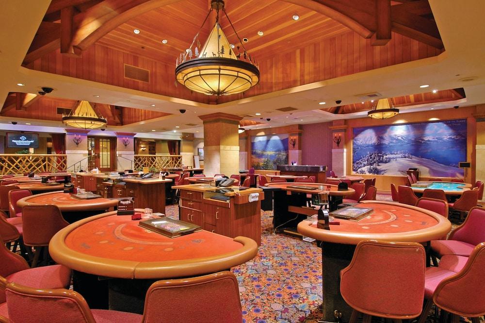South lake tahoe casino hotels