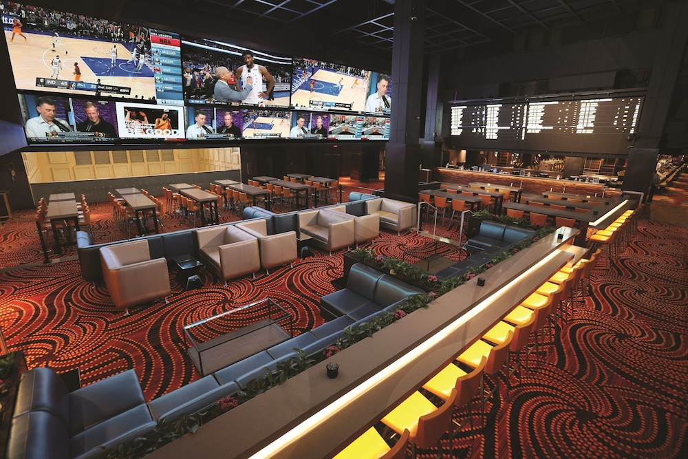 Sports Bar, Tropicana Atlantic City