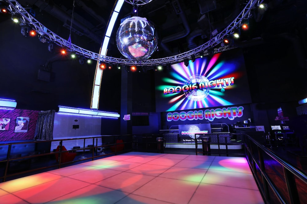 Nightclub, Tropicana Atlantic City