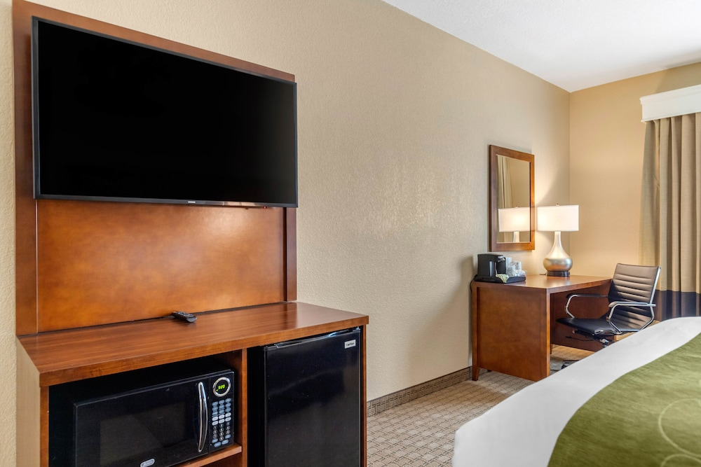Television, Comfort Suites Airport North