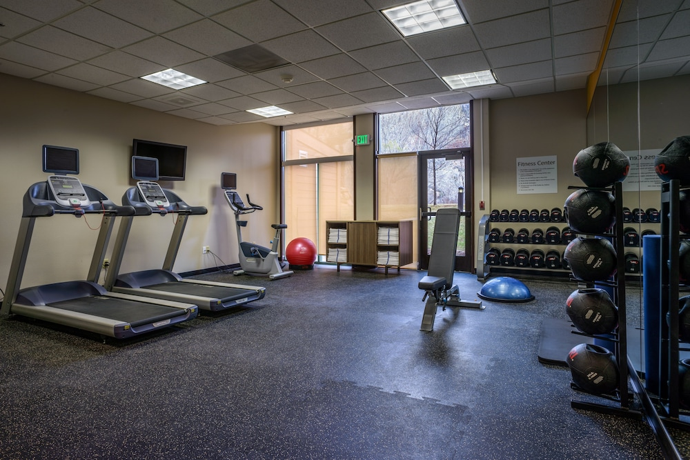 Fitness Facility, Holiday Inn Express Springdale - Zion National Park Area, an IHG Hotel
