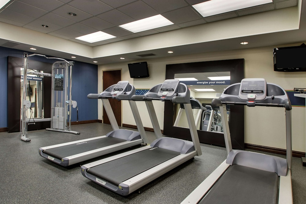 Fitness Facility, Hampton Inn DuBois