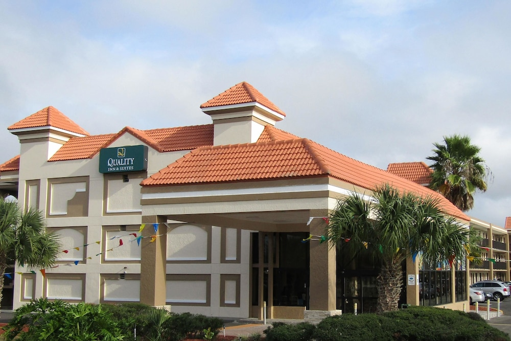 Exterior, Quality Inn & Suites Kissimmee by The Lake