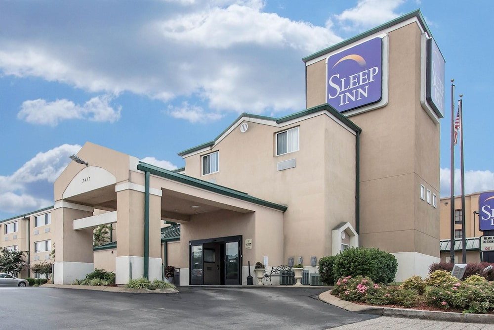 Exterior, Sleep Inn