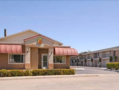 Check Expedia for Availability of Super 8 by Wyndham Red Bluff