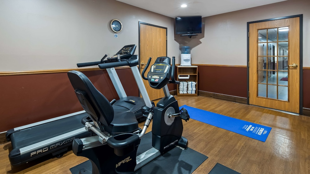 Fitness Facility, Best Western Dodgeville Inn & Suites