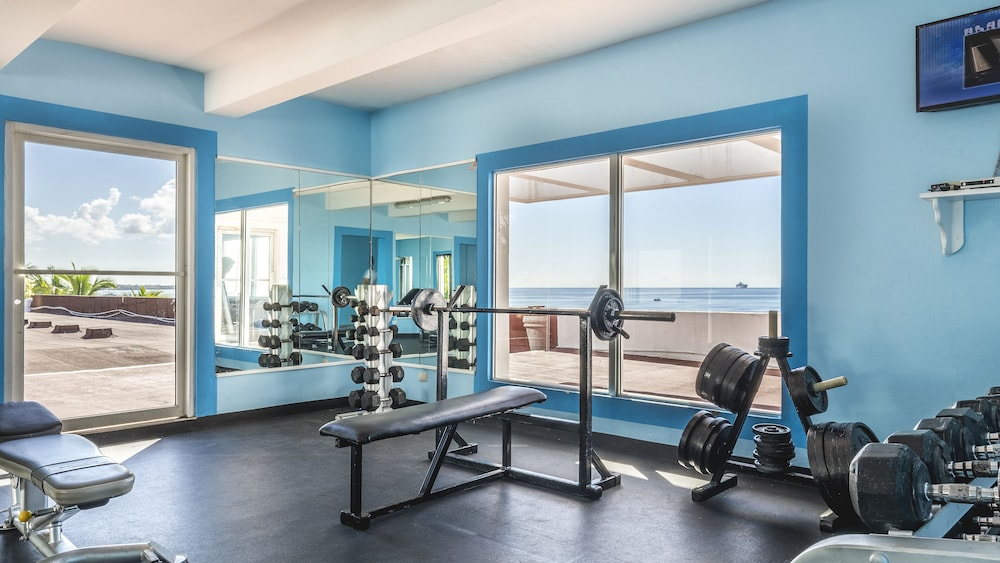 Gym, Be Live Experience Hamaca Beach