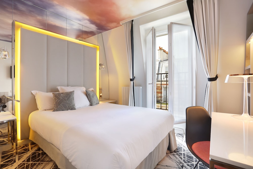 Room, Nouvel Hotel Eiffel