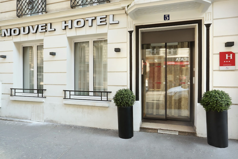 Property Entrance, Nouvel Hotel Eiffel