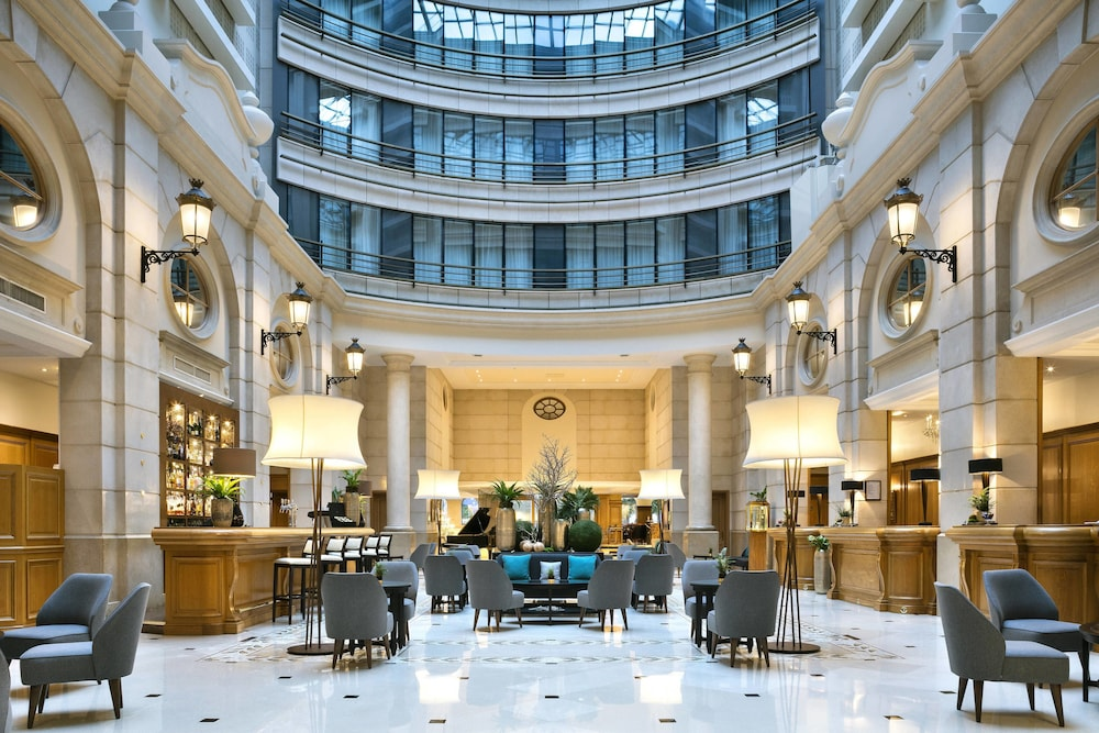 Paris Marriott Champs Elysees Hotel 5 0 Out Of Exterior Featured Image Lobby