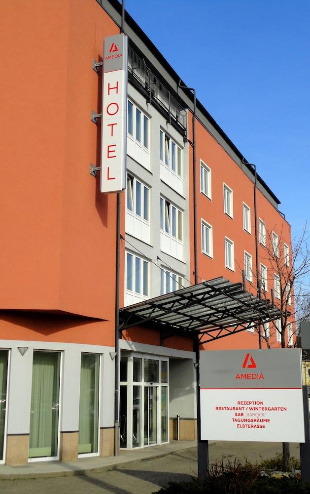 アメディア ホテル ドレスデン ...