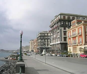 Front of Property, Hotel Miramare