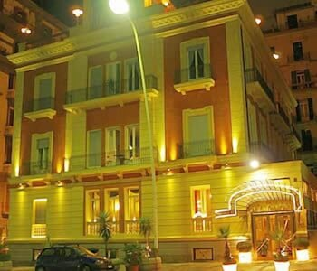 Front of Property - Evening/Night, Hotel Miramare
