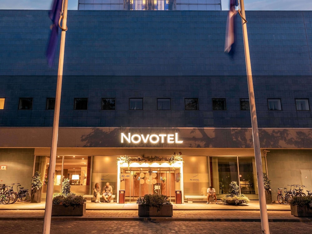 Exterior, Novotel Den Haag World Forum