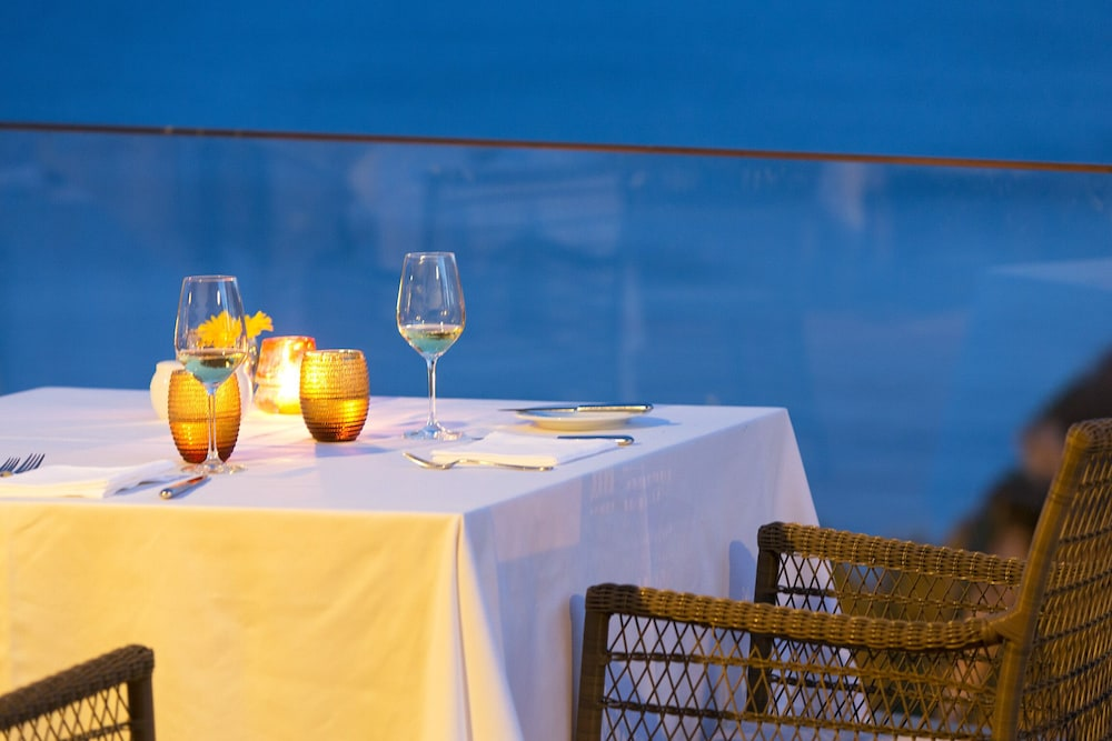 Outdoor Dining, Vilalara Thalassa Resort