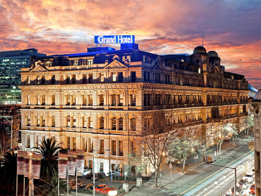 Grand Hotel Melbourne MGallery by Sofitel Deals Reviews