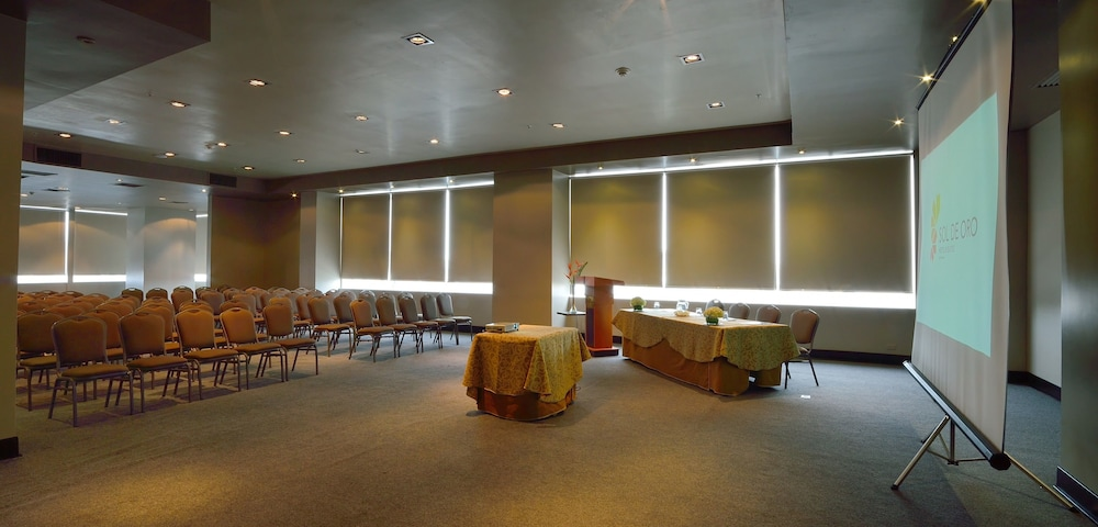 Meeting Facility, Sol de Oro Hotel & Suites
