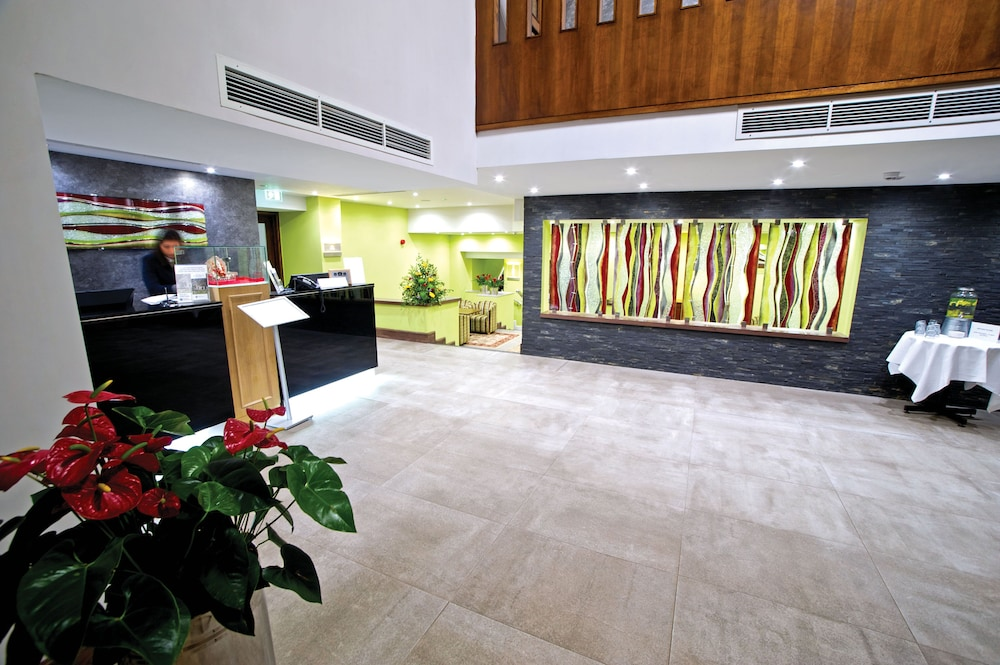 Lake View Featured Image Lobby