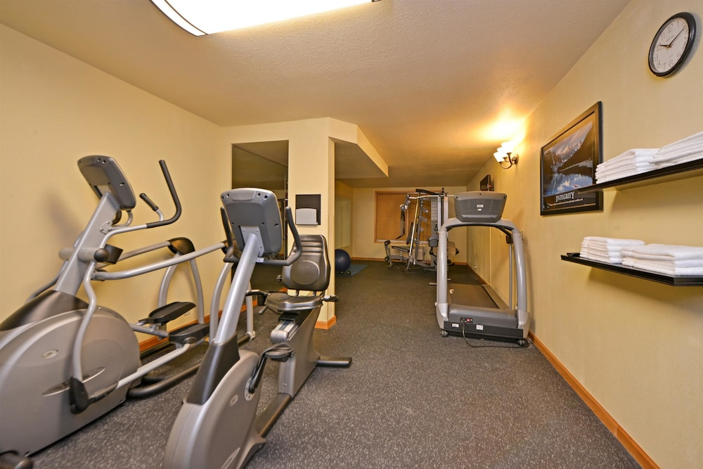 Fitness Facility, Best Western Plus Spirit Mountain Duluth