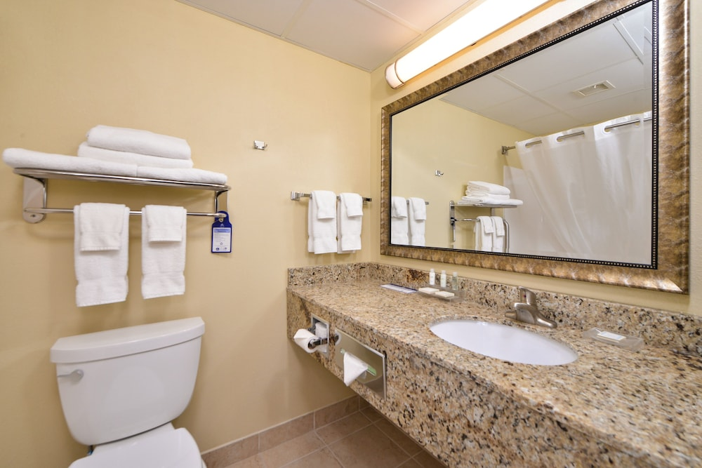 Bathroom, Best Western Plus Spirit Mountain Duluth