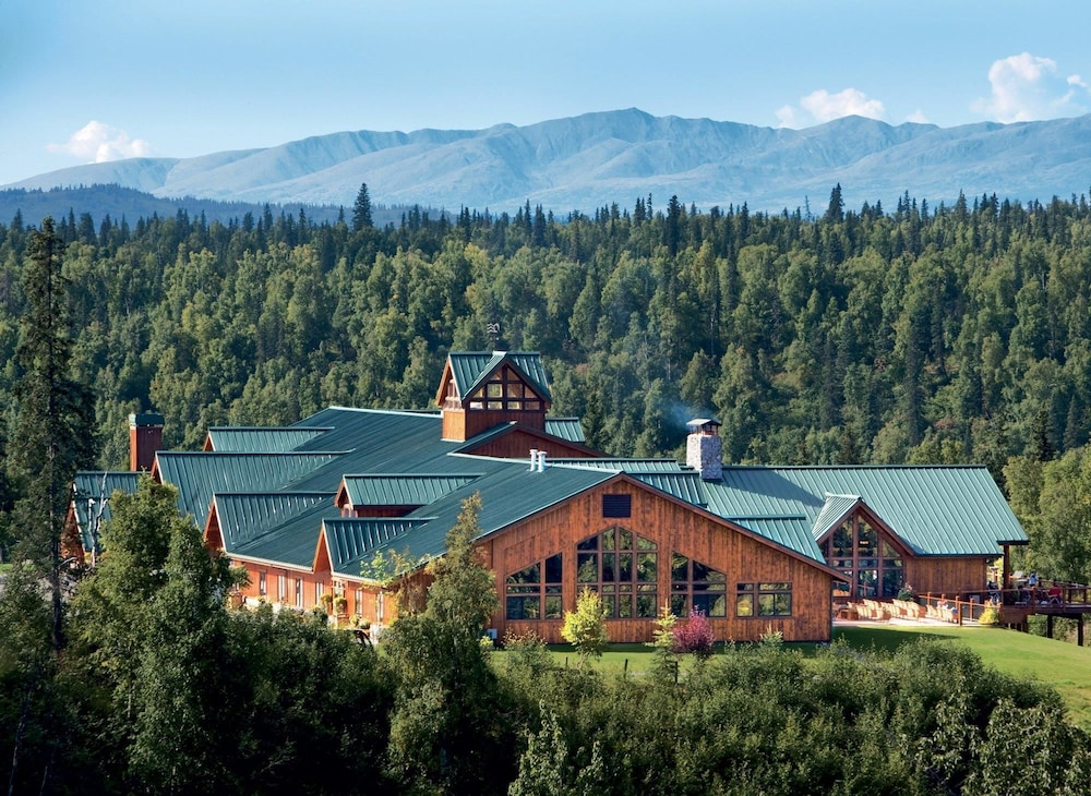 Featured Image, MT. Mckinley Princess Lodge