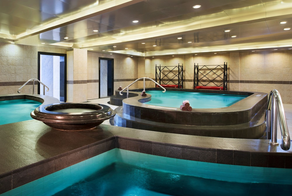 Hot springs, The St. Regis Beijing