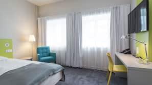 Allergitestet sengetøy, skrivebord og skrivebord for bærbar PC