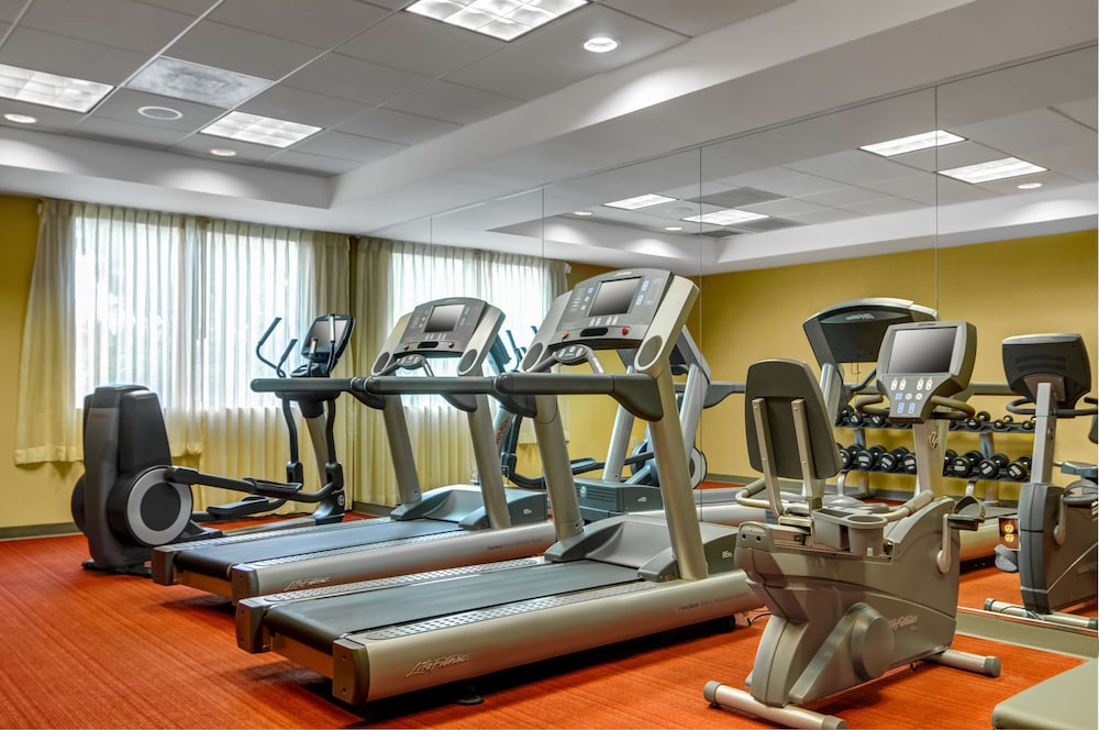 Fitness Facility, Hyatt Place Fort Lauderdale Cruise Port