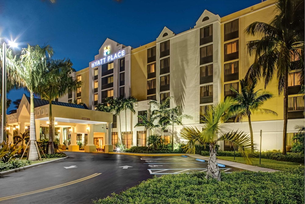 Featured Image, Hyatt Place Fort Lauderdale Cruise Port