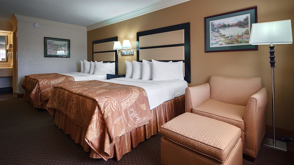 Room, Best Western Inn & Suites of Macon