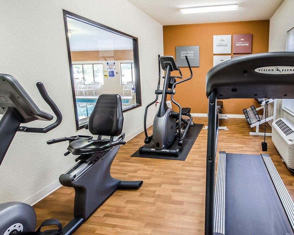 Fitness Facility, Comfort Suites Prestonsburg West