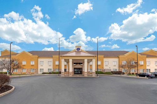 Comfort Suites Lafayette University Area