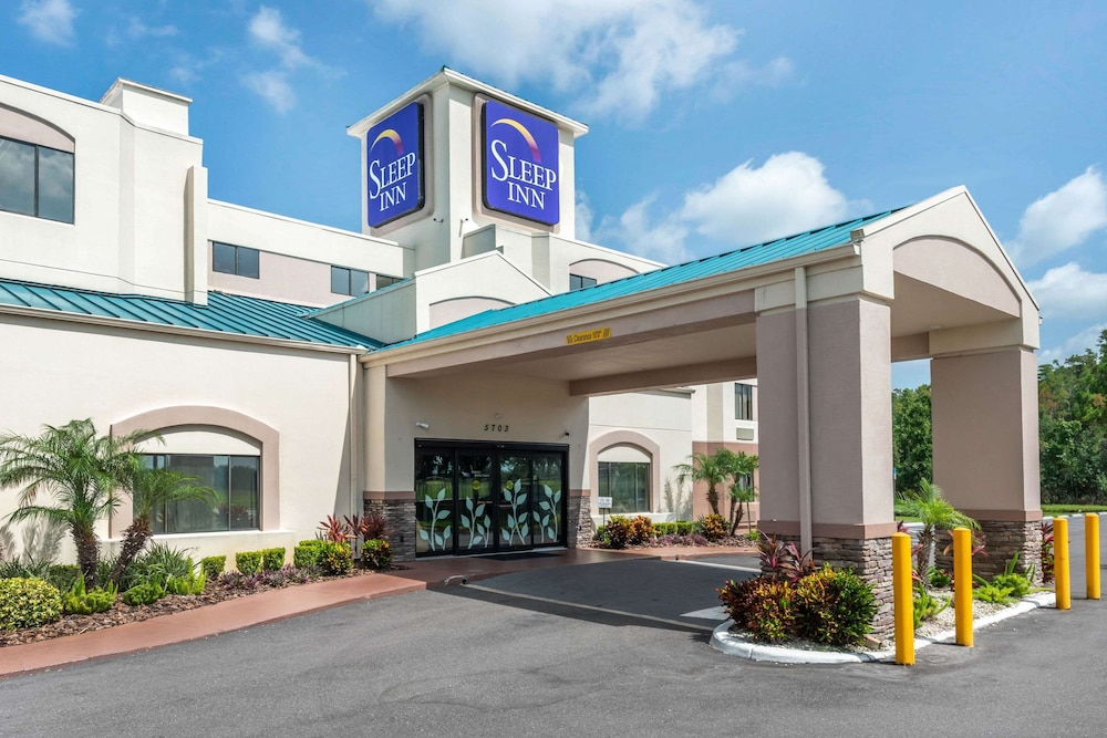 Exterior, Sleep Inn Wesley Chapel - Tampa North