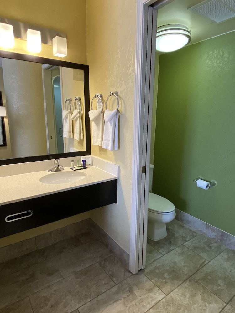 Bathroom, Sleep Inn & Suites - Airport