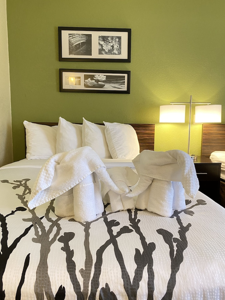 Room Amenity, Sleep Inn & Suites - Airport