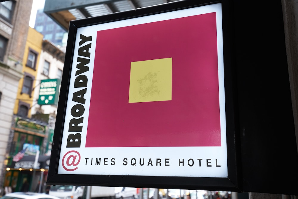 Property Entrance, Hotel 46 Times Square