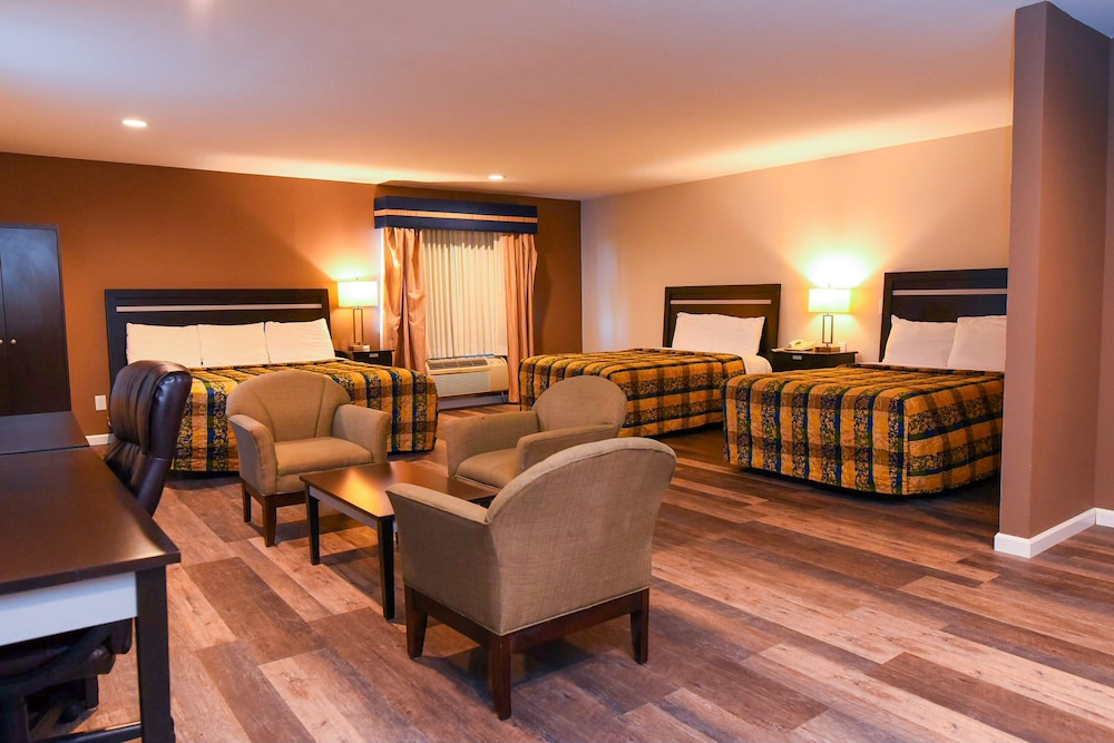 Room, Capital Inn & Suites