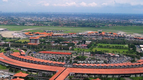 Jakarta Airport Hotel Managed by Topotels
