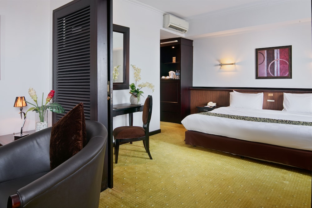 Jakarta Airport Hotel Managed By Topotels In Jakarta Hotel Rates Reviews On Orbitz
