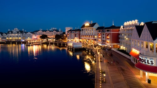 Great Place to stay Disney's BoardWalk Villas near Lake Buena Vista